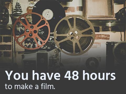 48 Hour Short Film Challenge