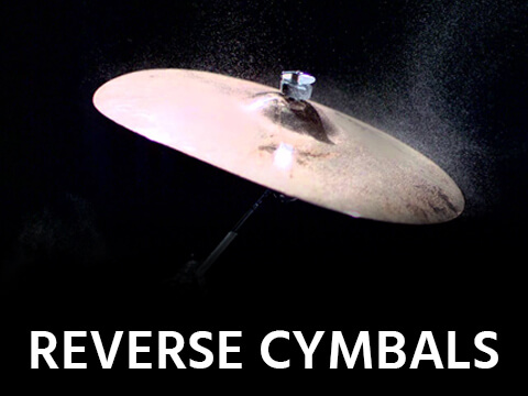 reversed cymbals music production tutorial
