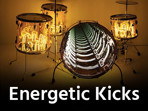 Getting More Energetic Kick drums music production tutorial