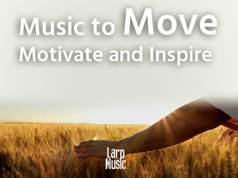 Production Music Showreel – Music to Move, Motivate and Inspire