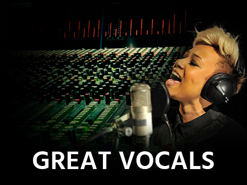 How to Record Great Vocals – 5 Tips