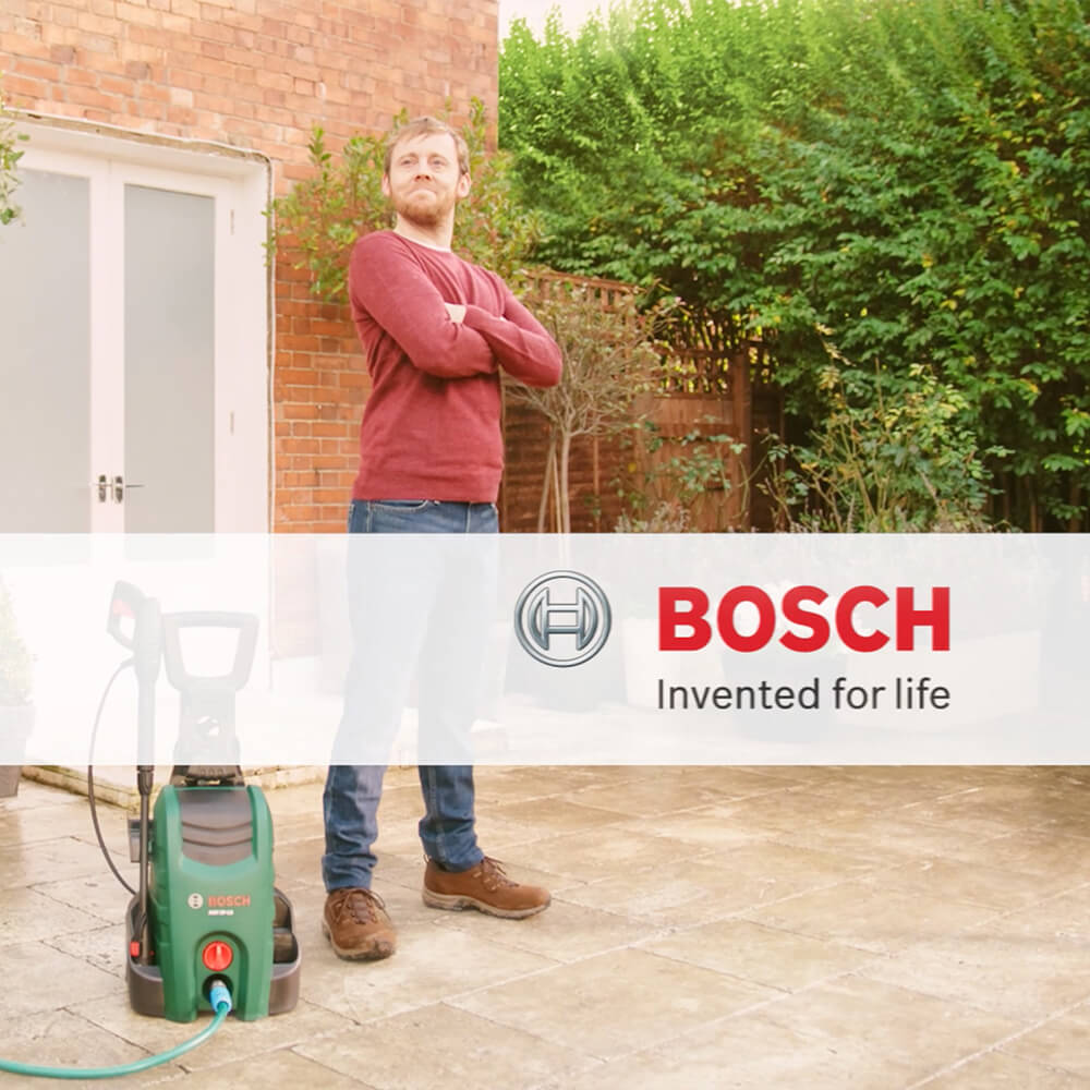 BOSCH TV Campaign – Funk Music