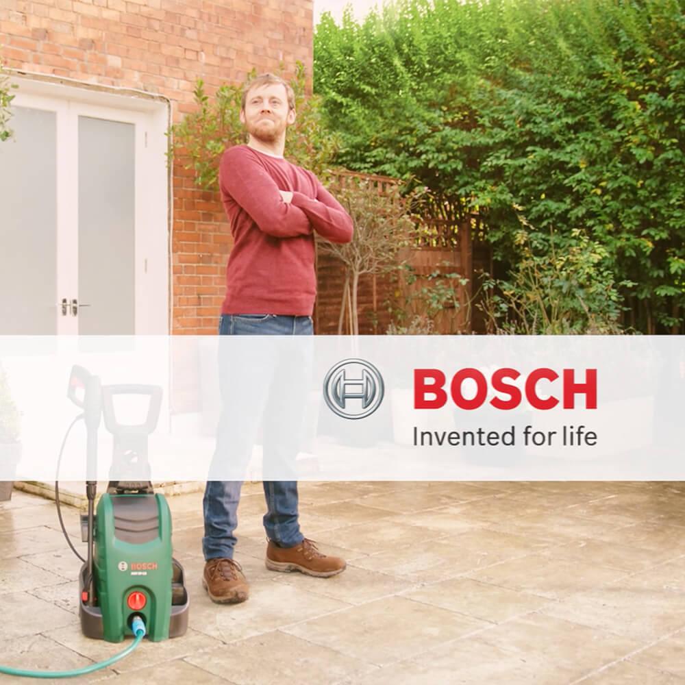 BOSCH TV Campaign – Funk Music