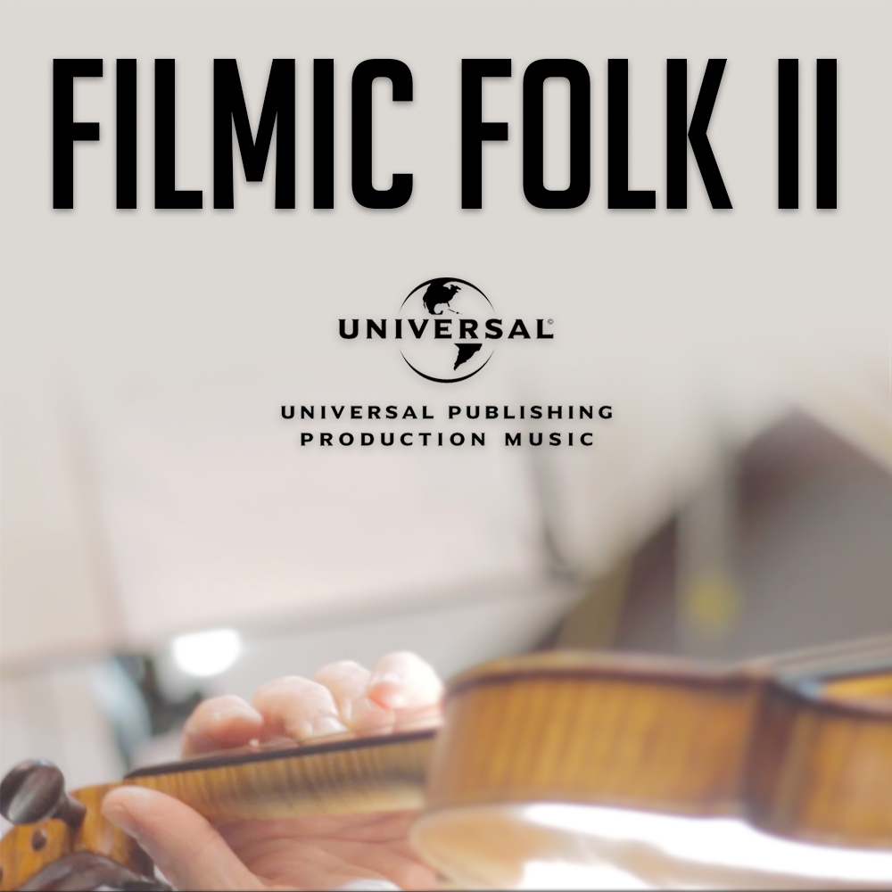 Filmic Folk | An Album for Universal Music