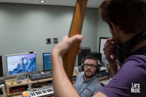 Composer_Jim_Hustwit_Recording_Double_Bass