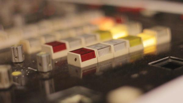 Producer Sound Desk
