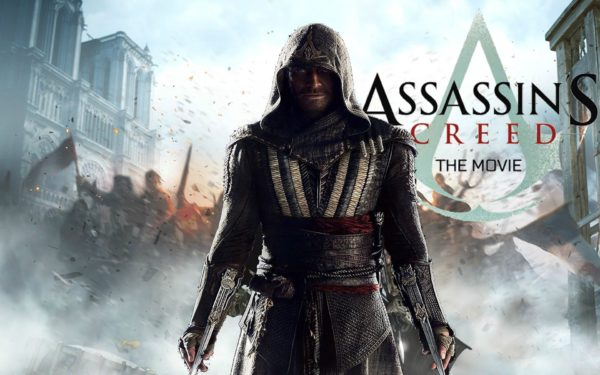 movies coming in 2017 Assassins Creed