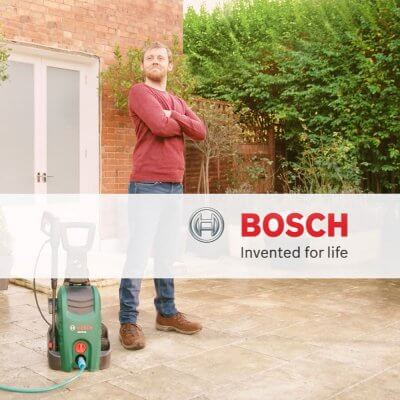 Music for TV Commercials - BOSCH - Composer and Music Producer Jim Hustwit
