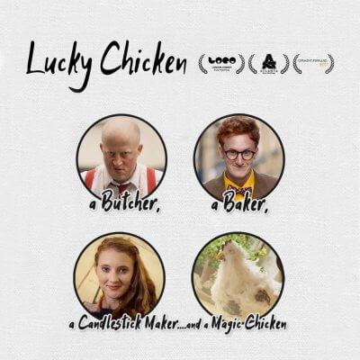 Lucky Chicken Film Score - Film Composer Jim Hustwit