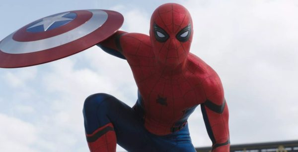 movies coming in 2017 Spiderman
