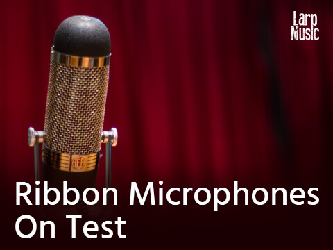 Ribbon Microphones On Test