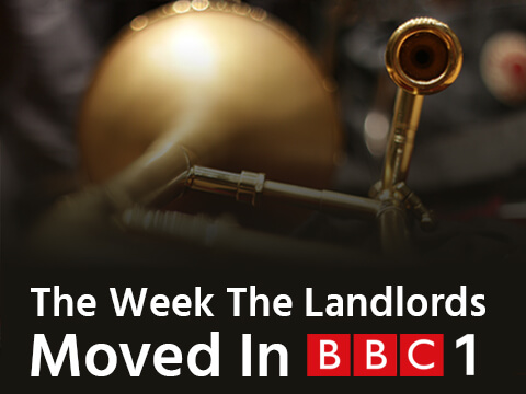 The Week The Landlords Moved In Music