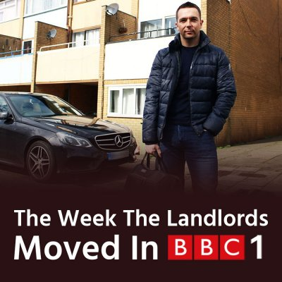 The week the landlords moved in - music for TV by composer Jim Hustwit