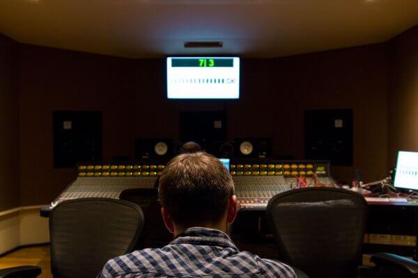Music Producer in London - Jim Hustwit