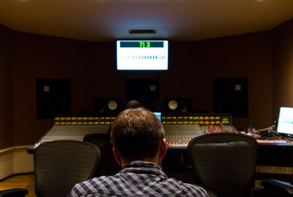 Music Producer London - Jim Hustwit