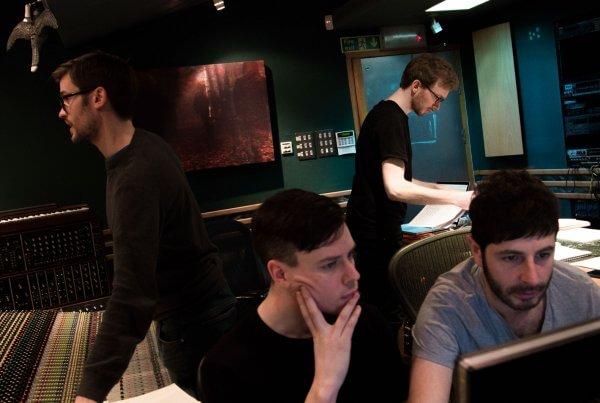 Music Producer London
