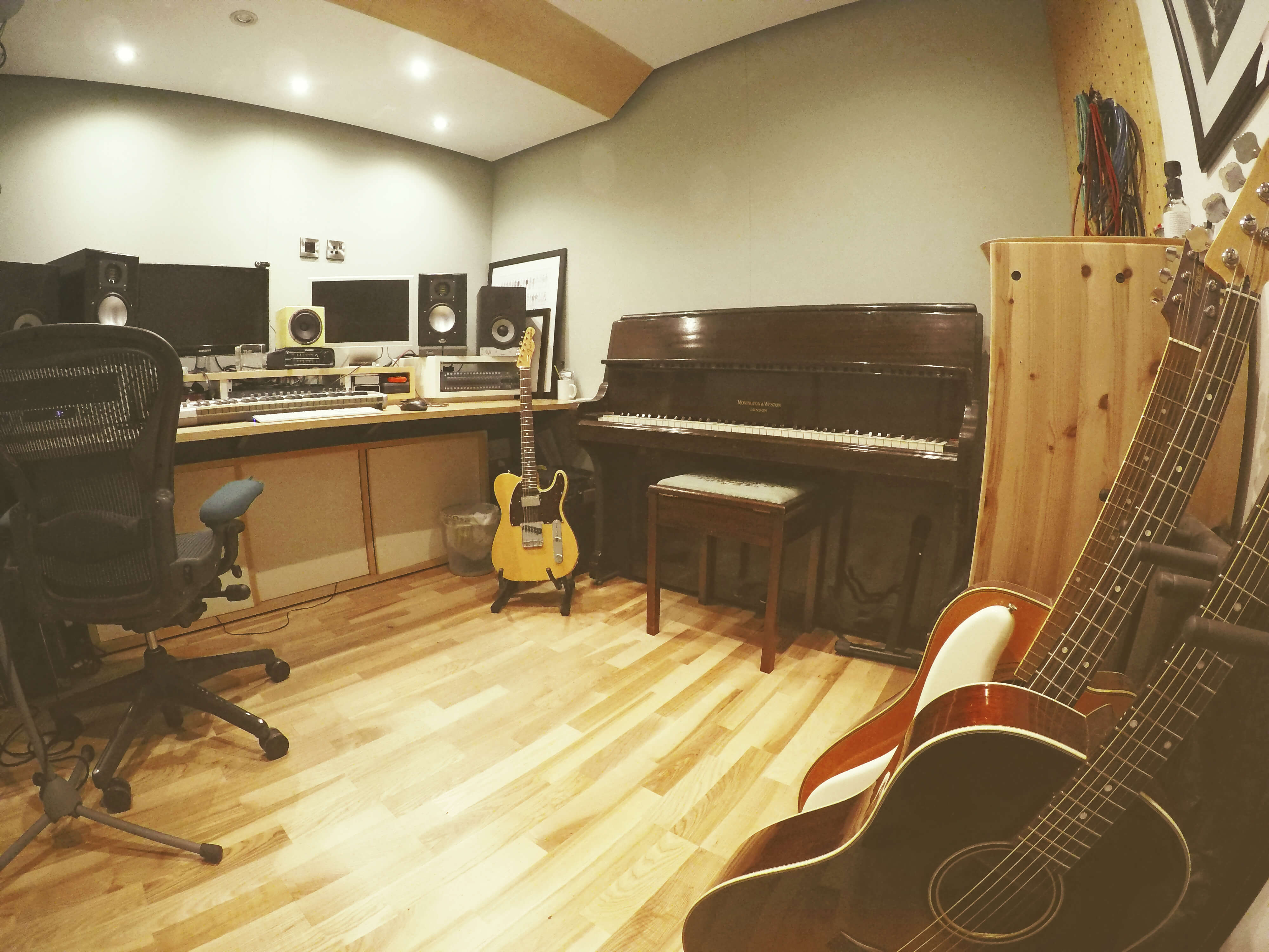 Recording Studio North London