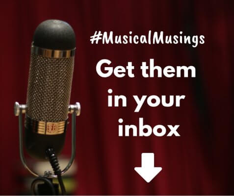 Get Musical Musings Inbox