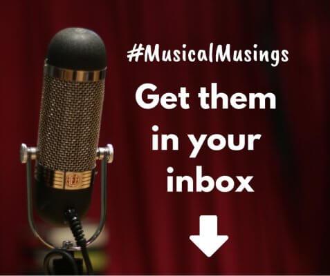 Get Musical Musings Inbox