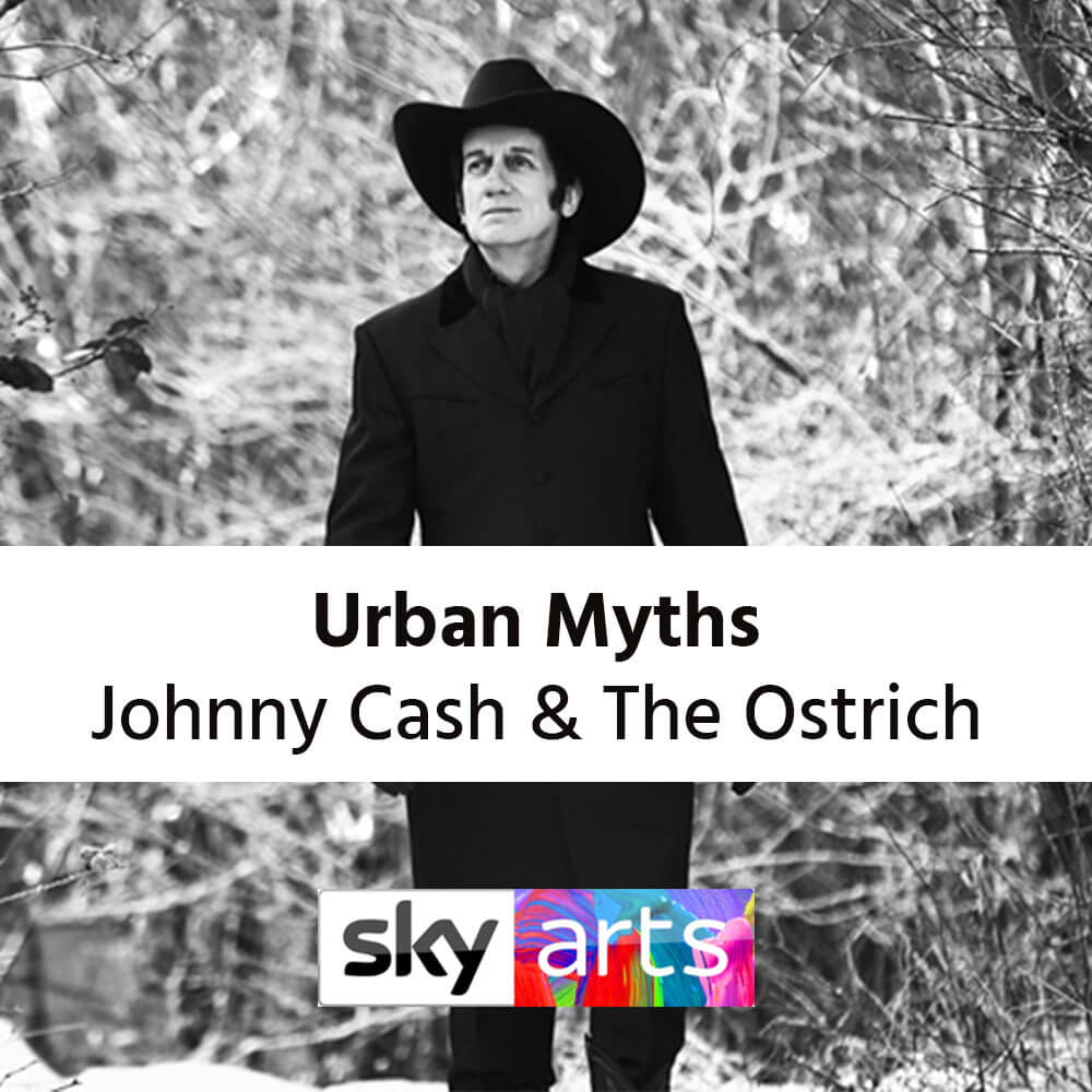 Urban Myths – Johnny Cash & The Ostrich (Sky Arts)
