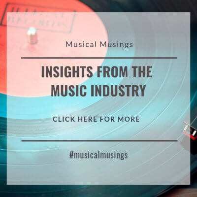 Musical Musings - Insights from the MusicIndustry