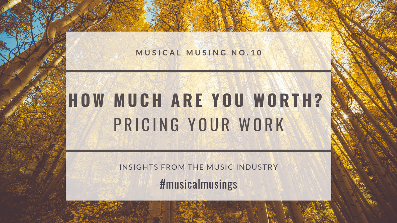 How Much Are You Worth? Pricing as a Freelancer