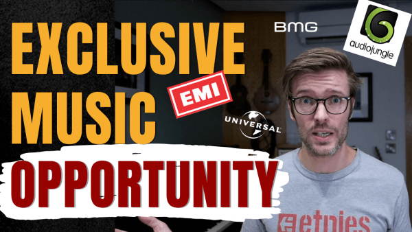 Exclusive Production Music Opportunity