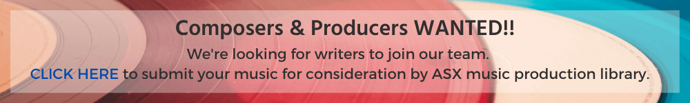 Exclusive Production Music Opportunity 2